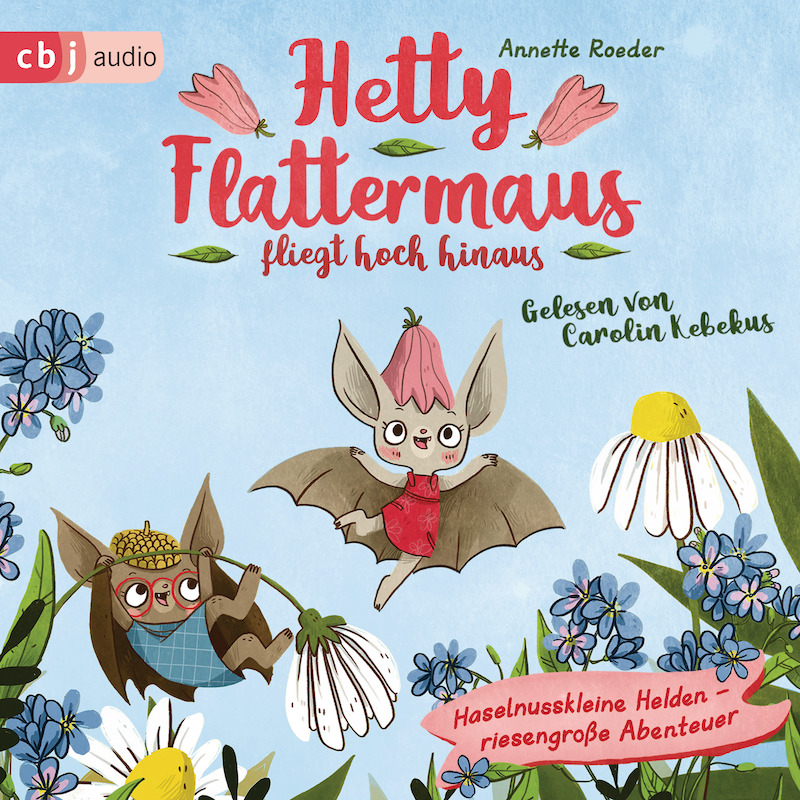 Image for Hetty Flattermaus fliegt hoch hinaus