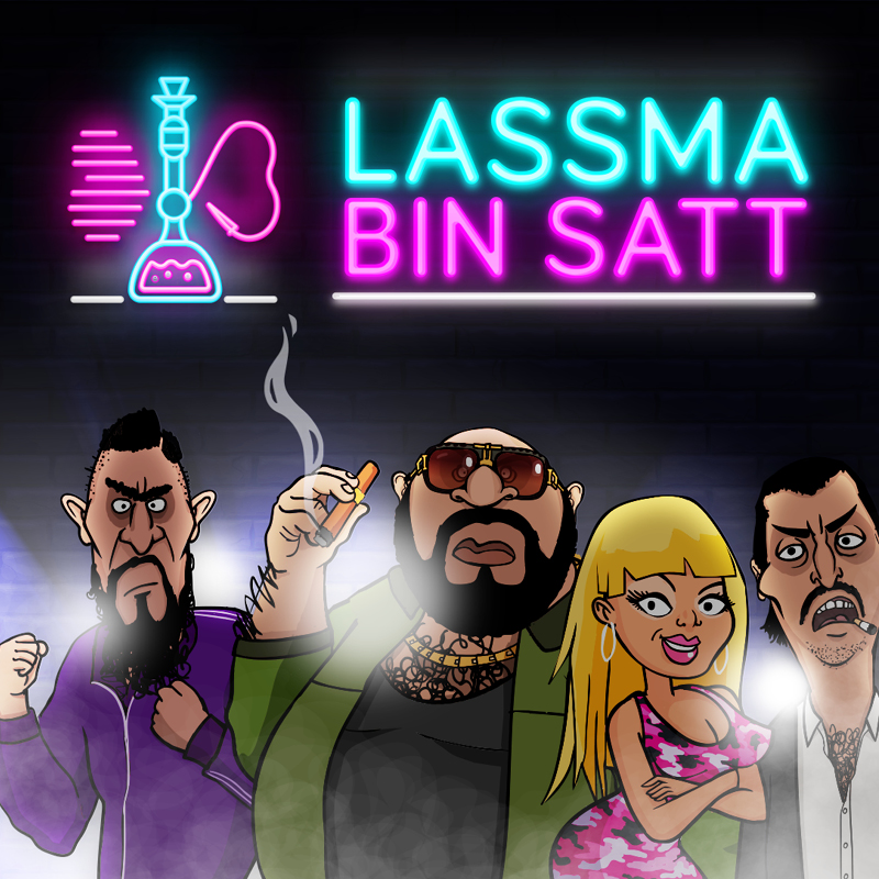 "Image for Lassma Bin Satt – Folge 145 ""Gangsterfachmesse"""