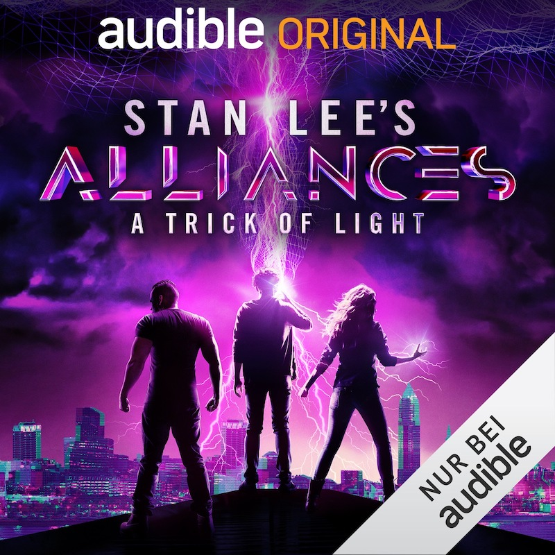 Image for Stan Lee Alliances – A Trick of Light